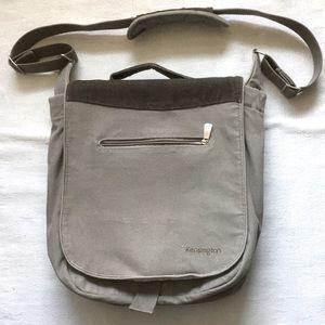 Kensington Contour Laptop Crossbody Bag